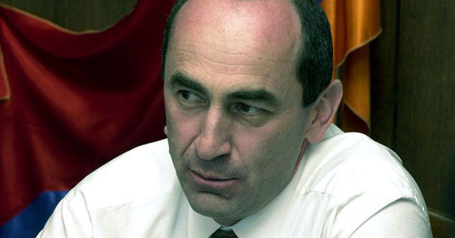 Роберт Кочарян. Фото: Limegirl https://ru.wikipedia.org/