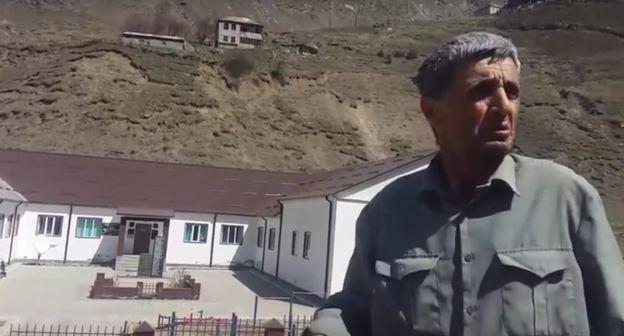 Рамазан Джалалдинов. Скриншот из видеообращения https://www.youtube.com/watch?v=T_oDJXutJJc
