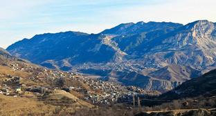 Село Гоцатль Хунзахского района. Дагестан. Фото: Шамиль Гасанов http://odnoselchane.ru/