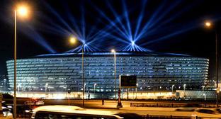 Баксель Арена в Баку. Фото https://ru.wikipedia.org