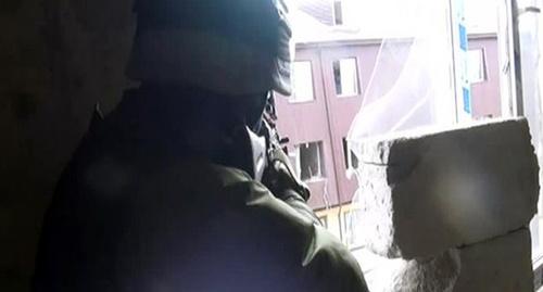 Взрыв на блокпосту МВД России в Грозном - Цензор.НЕТ 5366