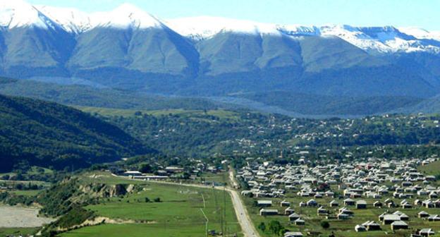 Село Ленинаул, Казбековский район Дагестана. Фото: Дагиров Умар https://ru.wikipedia.org
