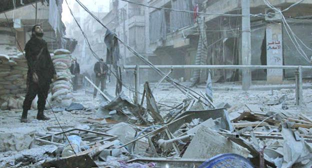 Война в Сирии. Фото пользователя Freedom House https://www.flickr.com