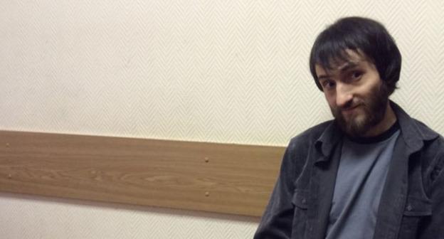 Рашид Евлоев. Фото: RFE/RL