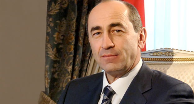 Роберт Кочарян. Фото: http://analitik.am/ru/news/view/81720