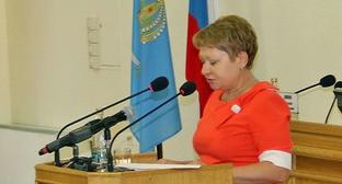 Екатерина Лукьяненко. Фото https://www.astrobl.ru