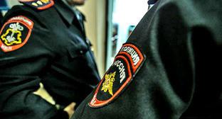 Сотрудники полиции. Фото: Денис Яковлев / Югополис