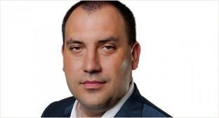 Сергей Перцев. Фото: http://news-kmv.ru/kmv/politika/90643-glavu-mineralnyh-vod-obyazali-uvolit-svoyu-rodstvennicu-iz-administracii.html