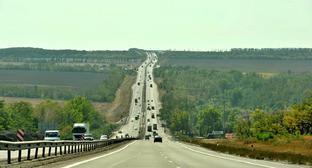 Трасса М-4 в Ростовской области. Фото: Ромашова Елена https://ru.wikipedia.org