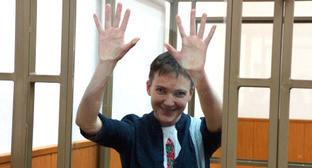 Надежда Савченко. Фото: Anton Naumlyuk (RFE/RL)
