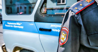 Сотрудник полиции. Фото www.yugopolis.ru