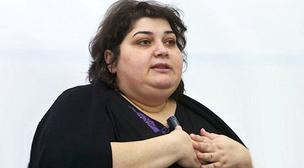 Хадиджа Исмайлова. Фото http://haqqin.az/