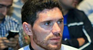 Футболист Джавид Гусейнов. Фото: http://minval.az/k/dzhavid-gusejnov