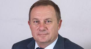 Владимир Прасолов. Фото: http://mytaganrog.com/article/12-fevralya-vladimir-prasolov-vystupil-s-otchyotom-pered-zhitelyami-goroda