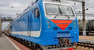 Поезд. Фото: Роман Быков / Югополис