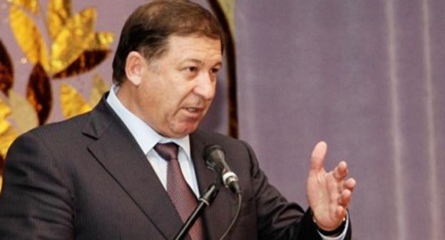 Президент Международной Черкесской Ассоциации Хаути Сохроков. Фото: Intercircass.org