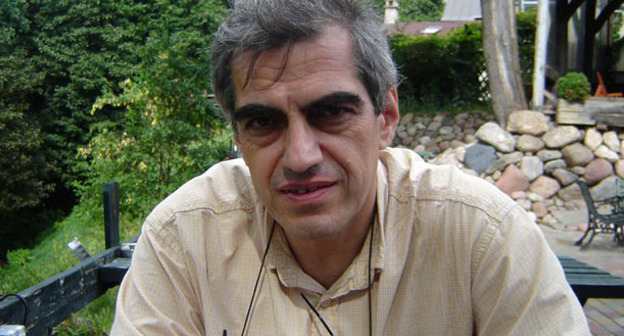 Преподаватель РГГУ Александр Агаджанян. Фото http://religion.rsuh.ru/article.html?id=50555