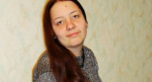 """Елизавета Цветкова. Фото с личной страницы """"Вконтакте"""""""