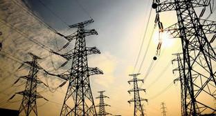 Линии электропередачи. Фото http://www.riadagestan.ru/