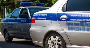 Полицейские машины. Фото: Евгений Резник / Югополис