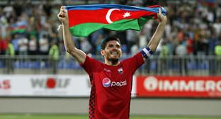 Джавид Гусейнов. Фото http://www.azerisport.com/football/20150807111346095.html