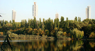 Карасунские озера. Краснодар. Фото: Yuriy75 https://ru.wikipedia.org