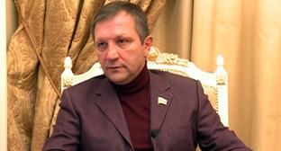 Лидер профсоюзного движения Северной Осетии Таймураз Касаев. Фото: http://alaniatv.ru/programmy/bez-lishnih-slov/?releases&id=2884