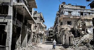 Война в Сирии. Фото пользователя Chaoyue 超越 PAN 潘 https://www.flickr.com