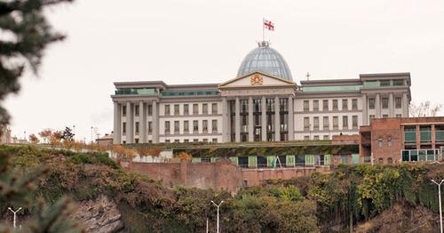 Президентский дворец. Тбилиси. Александр Имедашвили, Newsgeorgia