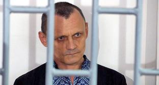 Николай Карпюк. Фото: Anton Nayumlyk (RFE/RL)