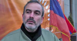 Жирайр Сефилян. Фото: RFE/RL