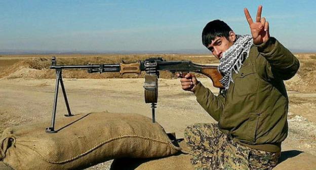 Война в Сирии. Фото: Kurdishstruggle https://www.flickr.com
