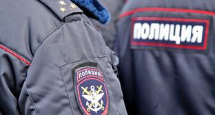 Сотрудники полиции. Фото: Влад Александров, ЮГА.ру
