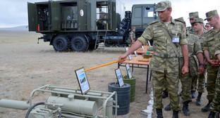 Подготовка азербайджанских войск. Mod.gov.az