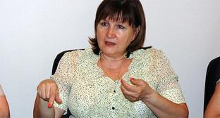 Валентина Череватенко. Фото: http://www.donwomen.ru/category/1_news/