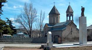 Цхинвал, Южная Осетия. Фото https://ru.wikipedia.org