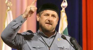 Глава Чеченской республики Рамзан Кадыров. Фото: http://www.kazpravda.kz/news/mir/ramzan-kadirov-ozhidaet-bolee-milliona-protestuushchih-protiv-karikatur/