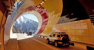 Рокский тоннель. Фото: Влад Александров Юга.ру