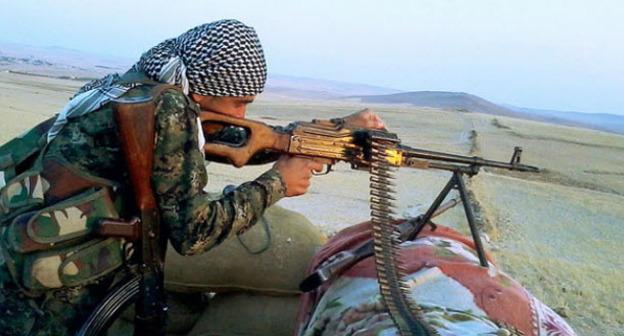 Война в Сирии. Фото пользователя Kurdishstruggle https://www.flickr.com