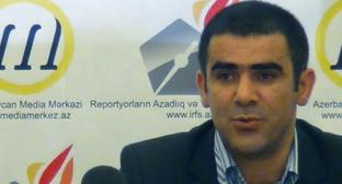 Халид Агалиев. Фото: RFE/RL