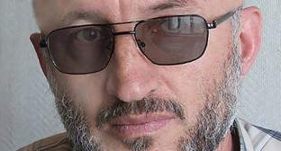 Ахмеднаби Ахмеднабиев. Фото с личной страницы журналиста на Facebook.