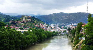 Тбилиси. Фото: Levan Gokadze https://ru.wikipedia.org