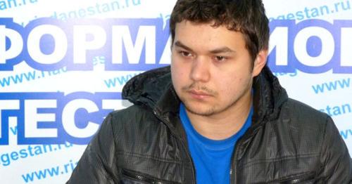 """Лидер """"Альтернативы"""" пошел на выборы в Госдуму самовыдвиженцем от Дагестана"""