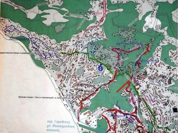 Где находится Бочаров ручей? Координаты, карта и фото