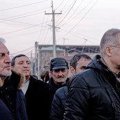 Cover deputat ot ank aram manukyan i sekretar ank ararat zurabyan na panihide
