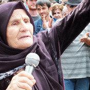 Cover ayshat magomedova zayavila chto iz za popustitelstva rukovodstva buynakska v gorod stal tsentrom terrorizma i ekstremizma. . foto patimat mahmudovoy dlya kavkazskogo